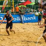 Westdeutsche Beachvolleyball Meisterschaft 2014 in Werl - Nikon D7100, f/5.6, 1/1250 Sek, 48 mm, ISO 160