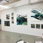 Atelier Monika Humm open studios Platform 2018
