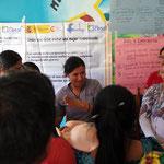 Die Betreuung von schwangeren Frauen ist ein wichtiger Bestandteil der Fortbildungen.