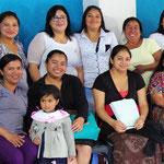 Die Gesundheitspromotorinnen arbeiten ehrenamtlich im Dienst ihrer Gemeinden.