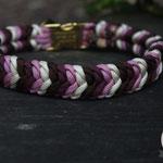 HB Maja (walnut, cream, wine, lavender pink)