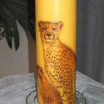 Serviette Leopard