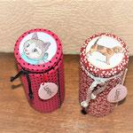 Vorratsglas für Katzen-Hundeleckerli