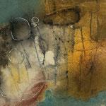 """""""Série 30.I""""- acrylique sur toile- Brigitte Rochas"""