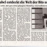 Heidi Kabel   CD Veröffentlichung ICH BIN DIE OMA AUS DEM INTERNET