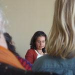Cecilia Aguirre (France) : Teintures végétales dans la restauration des textile
