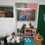 L'assoc. MILANA oeuvre pour faire connaitre l'histoire de la cochenille sur l'île