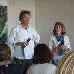 Philippe Chiffoleau (Parc du Lubéron): Mise en culture du Polygonum Tinctorum