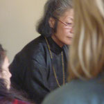 Yoshiko Wada (California) : Approche entre l'art du Shibori et le Design