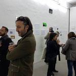 Doppio stallo/ Weekend napoletano, Primopiano Gallery, Naples, photo Massimo Pastore Luciano