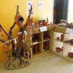 Exposició de ceràmica