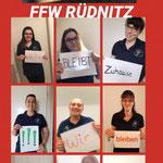 FF Rüdnitz - die Frauen
