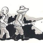 Bob und das Geheimnis der Goldgräber, Reihe Codewort Risiko Krimiband 3, Caroline Lahusen & Jens Schröder, Iris Wolfermann Thienemann Verlag, 2012