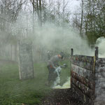 fumigène paintball