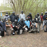 enterrement vie de garçon paintball