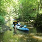 L' aventure à Ezy sur Eure, canoë nature Anet