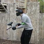 paintball avec canoë nature anet