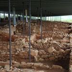 Römische Ausgrabungen bei Kaloindion