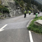 """Ausflug mit """"Trottinetabfahrt"""" durchs Geschinental"""