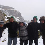 Die harten Bergsteiger