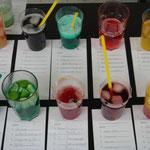 Cocktailmixen Januar 2010