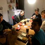 Kalorienzunahme vom Mac im Jugendtreff AMBOSS