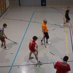 Unihockeyturnier 2012