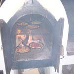 Pizzaessen Februar 2011 im Jugendhaus