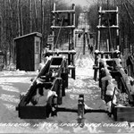 Caberfae was one of the first ski areas to transition from engine driven lifts to the more modern electric lifts.
