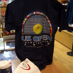 2010 US OPEN T-shirt背中 (Navy) 販売価格 ¥3000(税込)
