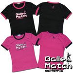 Balle de match ladies T-shirts BM-JT1009L