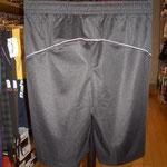 Tacchini S-Pants BK 背面 立体裁断によるヒップの盛り上がり