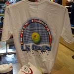 2010 US OPEN T-shirt 背中 (White) 販売価格 ¥3000(税込)