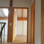 Renovation Zimmerwände Einfamilienhaus