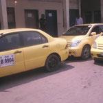 Papa Désiré führt ein Taxiunternehmen zur Versorgung seiner Familie.