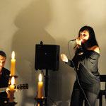 Live on Stage: Caroline Chevin