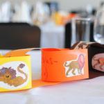 Löwenstarke Tischdekoration aus der Manufaktur der ARWO
