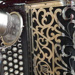 Prise de son accordéon avec micro Blue