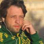 "Fran Fernández-Asensio actor, rodaje ""Rebelde"""
