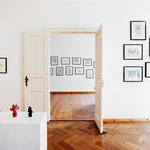 """""""Kopfstand / Headstand"""", 2014, Egbert Baqué Contemporary Art, Berlin"""