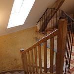 Escaliers et balustrades en acier (image)