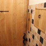 Fabrication de portes d'intérieurs et placards en chêne massif (photo)