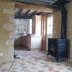 Nos trappes de plafonds sont en acier vieilli sur mesures (image)