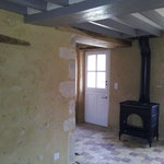 Un poêle Dutchwest bien placé peut chauffer votre maison avec ses étages (image)