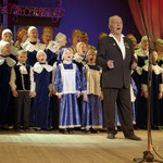 Участие в Юбилейном концерте Уральского композитора Евгения Родыгина.