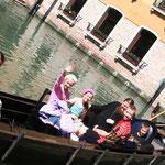Паломничество в Италию в мае 2008 года.