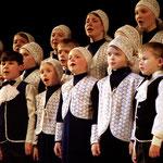 Концерт к 120-летию Екатеринбургской Епархии в ККТ «Космос» 17 февраля 2005 года.