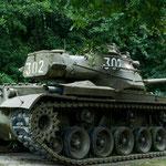M47 Patton Kampfpanzer, Kaserne Strass Leibnitzer Feld