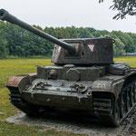 FV 4101 Charioteer ist ein britischer mittlerer Kampfpanzer. Kaserne Strass Steiermark