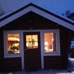 Hütte in Tromsö